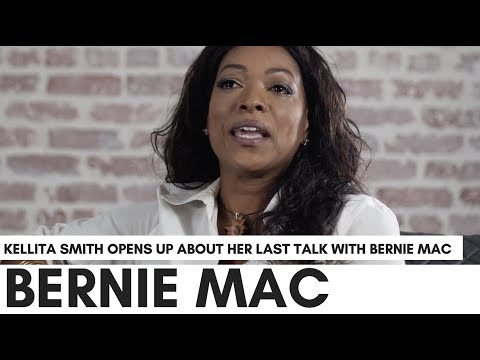 Tone Kapone - Kellita Smith about her last talk with  Bernie Mack