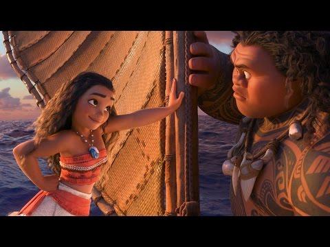 Disney's 'Moana' (2016) Official Trailer 2   Dwayne Johnson