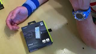 видео В Samsung совместили автомобильный держатель для смартфона с беспроводной зарядкой