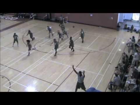 Melynda Boren Basketball Scout Tape Lund High School