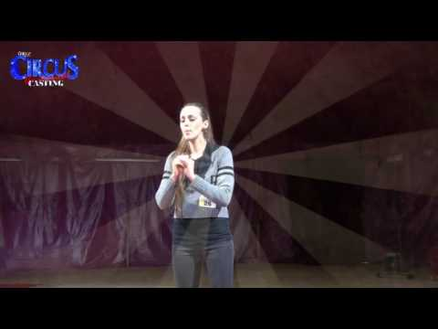 Casting Circus the Musical - Grieco Brothers -  Paride Orfei - Novembre 2016