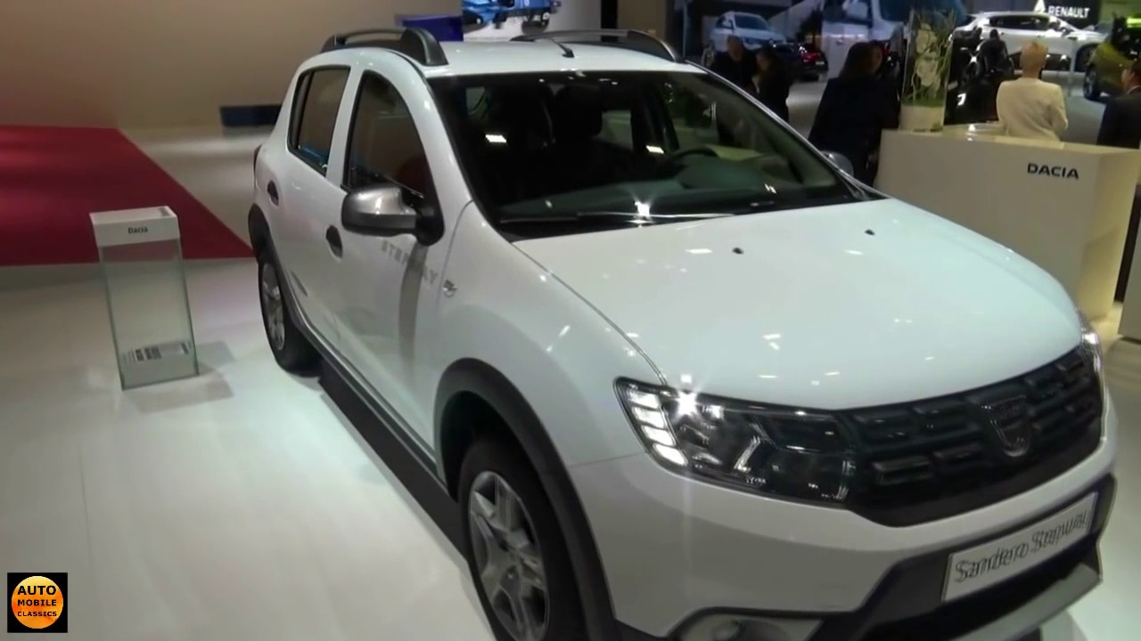 Dacia Sandero Stepway Restylee Made In Algeria