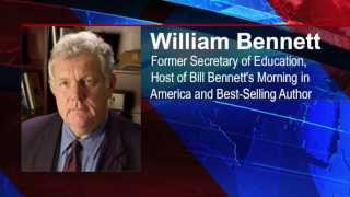 william bennett on if college is worth it