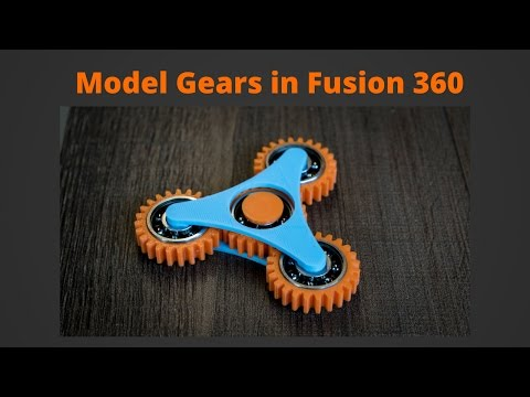 The Easy Way to Design Gears in Fusion 360: 7 Steps (with Pictures)