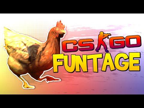 CS:GO FUNTAGE! - Nogla Bark, Knowledge & James Bond!