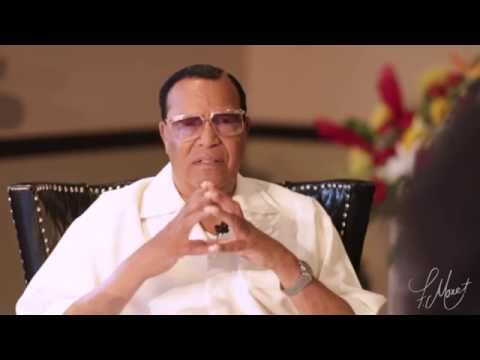 Felisha Monet Interviews Minister Louis Farrakhan