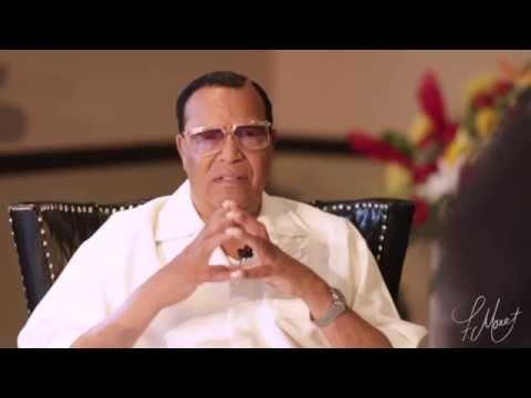 Felisha Monet Interviews Minister Louis Farrakhan