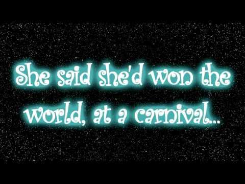 She Had The World With Lyrics