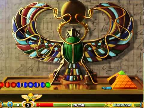 Игра Luxor 5