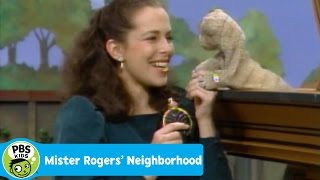 MISTER ROGERS' NEIGHBORHOOD | Lady Aberlin and Daniel Tiger Talk and Sing  About Mistakes | PBS KIDS