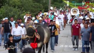 Convite - Santa Rosa de Lima 2014 - YALALAG