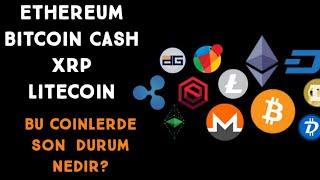 #Ethereum Analiz - Litecoin Analiz - Xrp Analiz - Bitcoin Cash Analiz - Dolar bazli grafigin yorumu.
