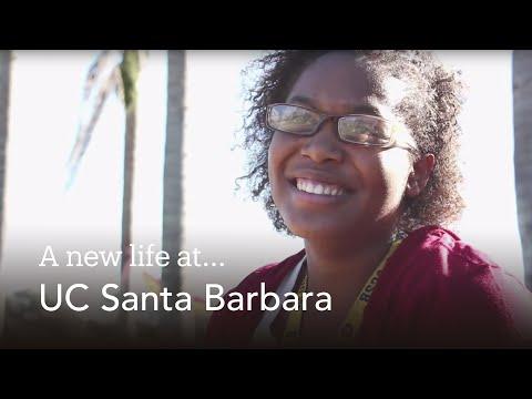 Starting a New Life at UC Santa Barbara