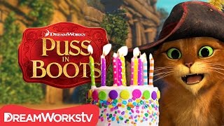 How To Make Birthday Wishes Come True | NEW PUSS IN BOOTS