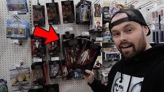 TOY HUNTING AT RETAIL STORES AND TOY DEPARTMENT! NEW STAR WARS BLACK SERIES!