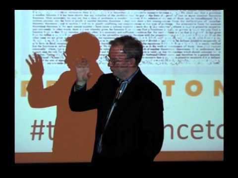 Eric Schmidt of Google talks at Princeton about the future of technology