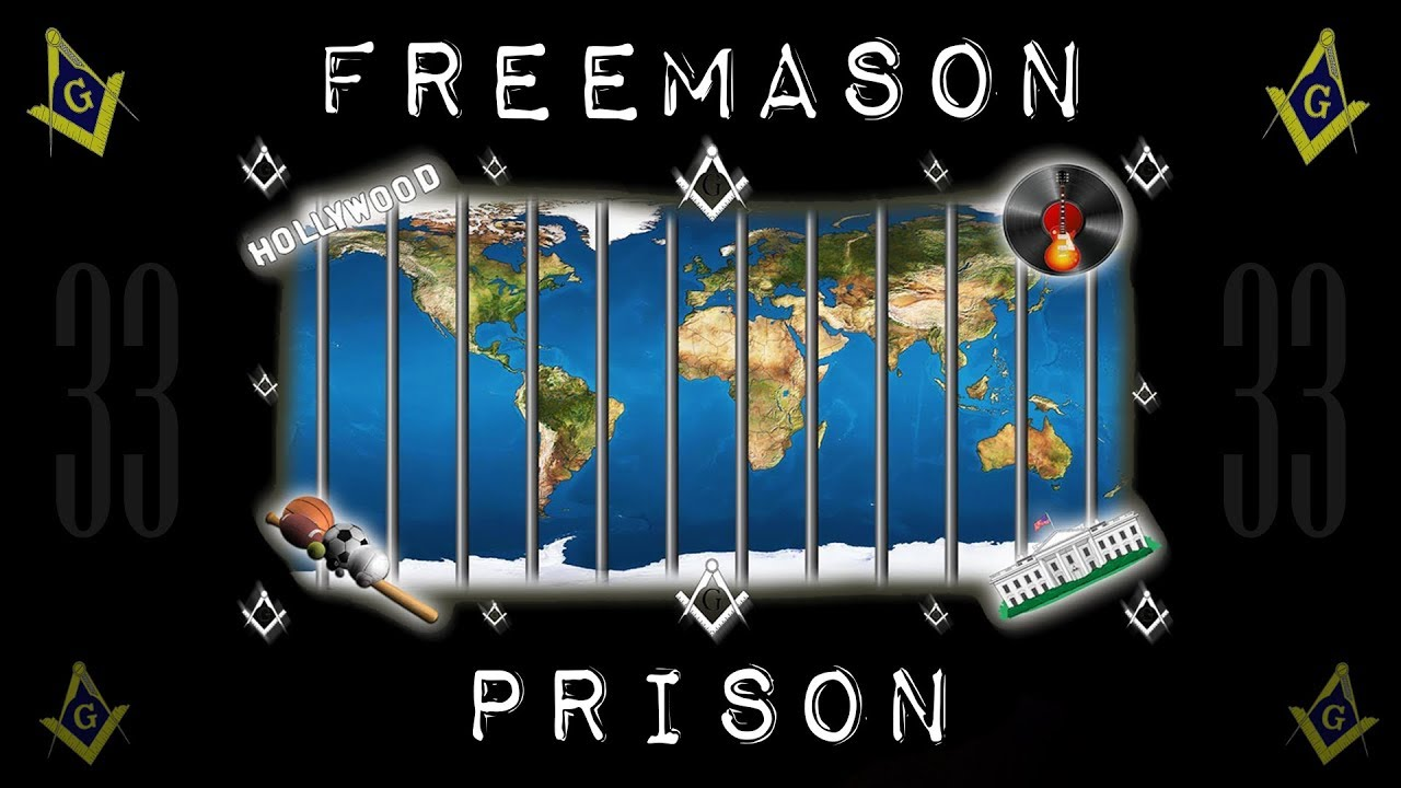 FREEMASON PRISON - Hollywood, Music, Sports, Games, Wars, Space, Politics...