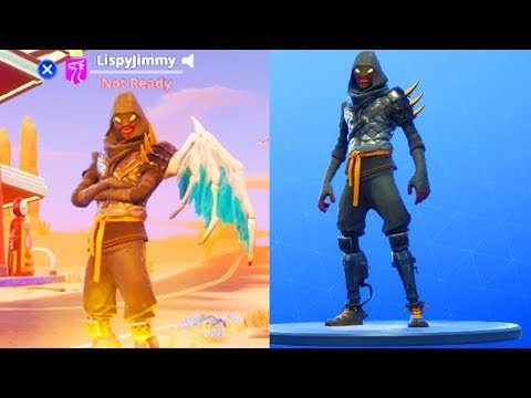 new ninja skin in fortnite fortnite battle royale - skin de dragon ninja fortnite