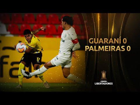 Guarani Palmeiras Goals And Highlights