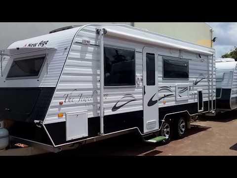 FOR SALE - 2011 New Age Jewel Caravan - Used Caravan Mandurah