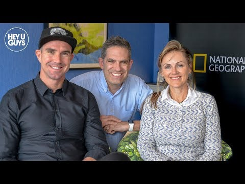Kevin Pietersen & Petronel Nieuwoudt on National Geographic's Save This Rhino