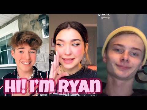 Hi! I'm Ryan And My Life Is Kinda Crazy~tik Tok