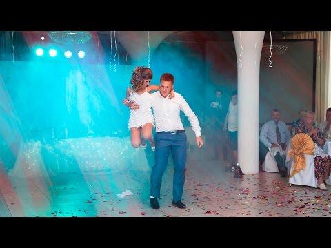 Красивый свадебный танец. Фёдор и Татьяна. Good Luck Film - Лучшие видео поздравления в ютубе (в высоком качестве)!