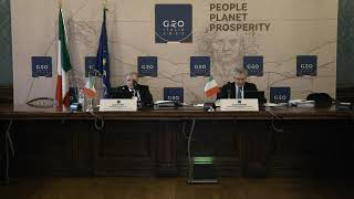Remarks by Governor Ignazio Visco - G20 Finance Ministers and Central Bank Governors - 26.2.21