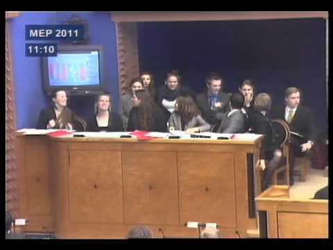 MEP Tallinn 2011 Committee on Culture and Education (II)
