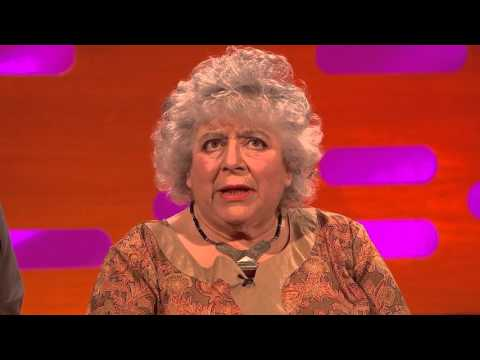 "The Graham Norton Show S18E15 - Miriam Margolyes ""Friends"", Audience members and Creaming"