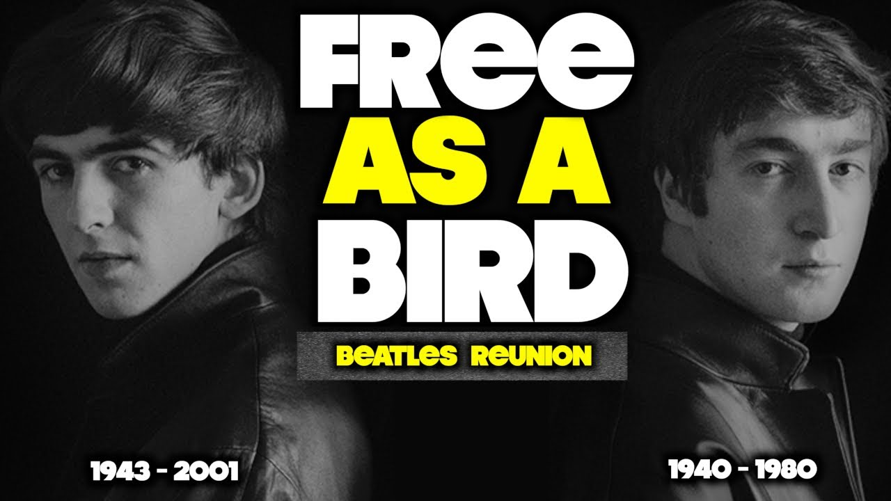 Download Ten Interesting Facts About The Beatles Free As A Bird