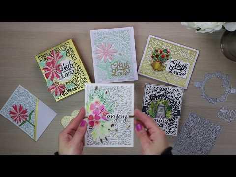 5 Ideas Tonic Studios Designer's Choice + Pop Up Cards