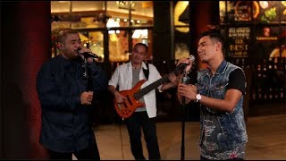Rio Febrian & Mike Mohede - Menghitung Hari Krisdayanti Cover Live at  Everywhere * *