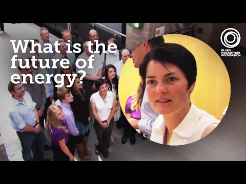 Project ReDesign National Grid Internship - The Future of Energy