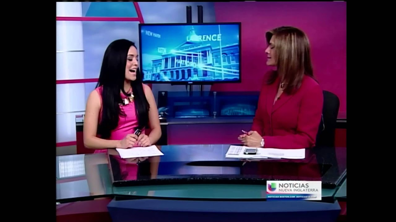 Wuni Univision Boston Noticias Nueva Inglaterra Youtube
