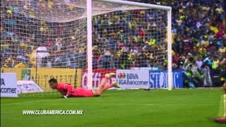 Resumen y goles del partido América 3-1 Toluca jornada 16 Clausura 2015 Liga MX thumbnail