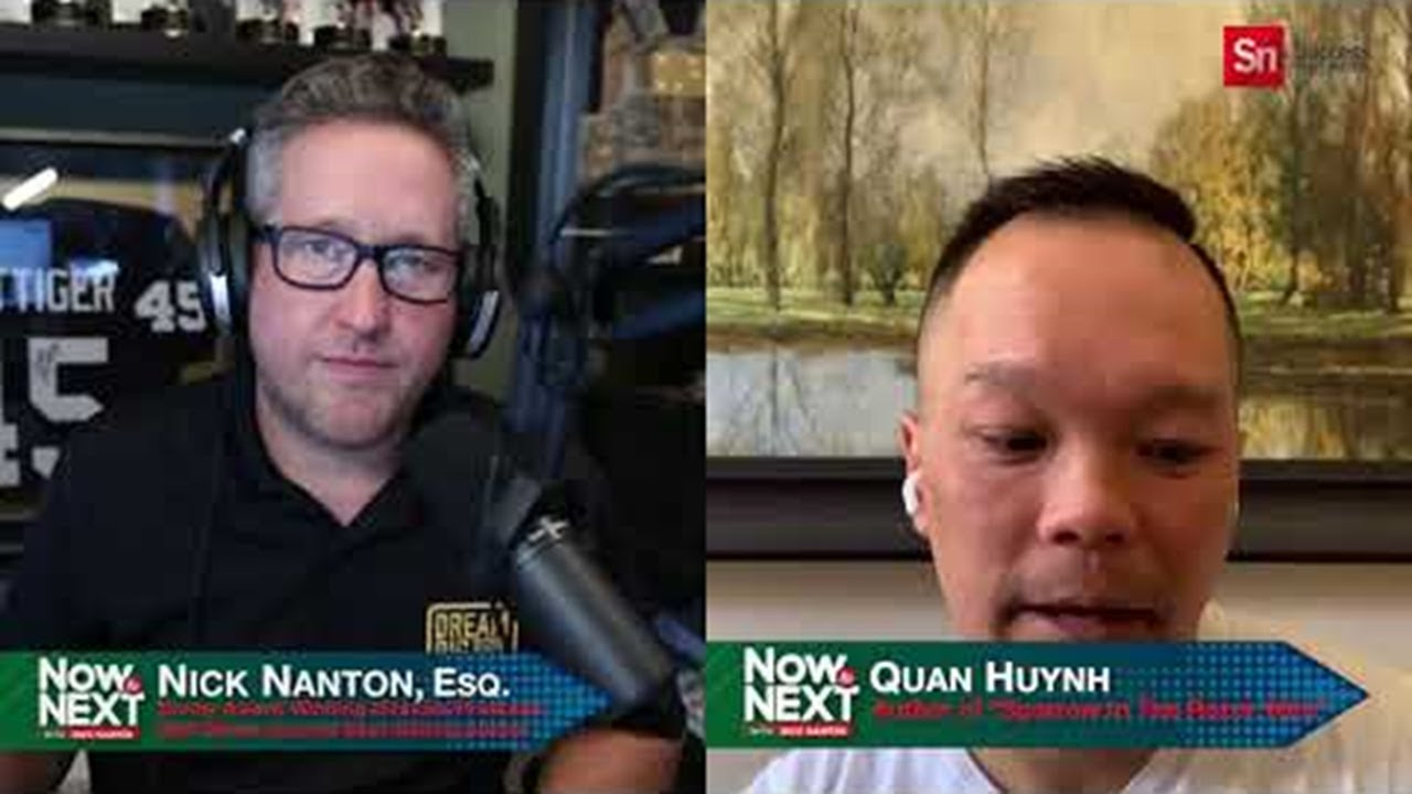 Now to Next with Nick Nanton Feat. Quan Huynh