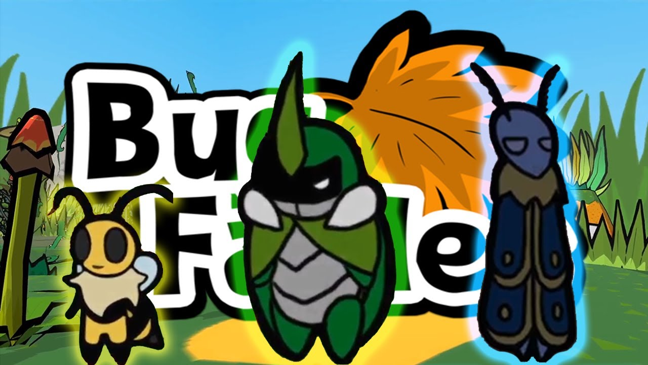 The Weirdest Paper Mario I've ever played! | Bug Fables #1