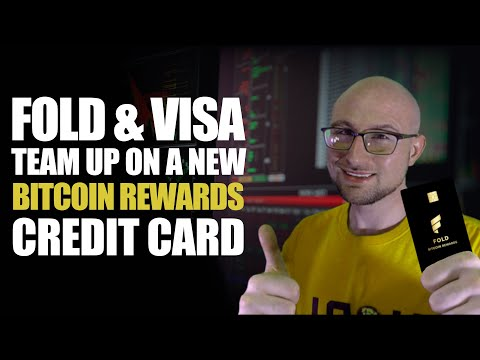 Crypto Start-up Fold Released VISA-Branded Payments Card Off