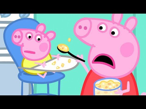 Peppa Pig Full Episodes   Baby Alexander   Cartoons for Children
