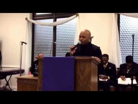 "Historic Butler Street Baptist Church 11-23-14 Pastor Randle ""Attitude of Gratitude"""