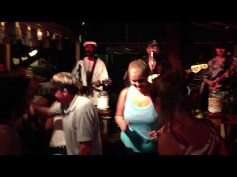 Biscuit Miller & The Mix- Hogs Breath, Key West, 8/26/13-Black Eyed Peas and Cornbread