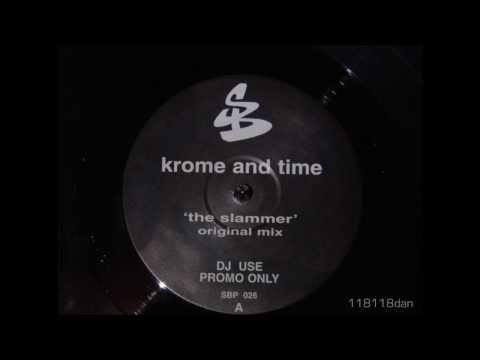 Krome & Time - The Slammer (Old Skool Hardcore)