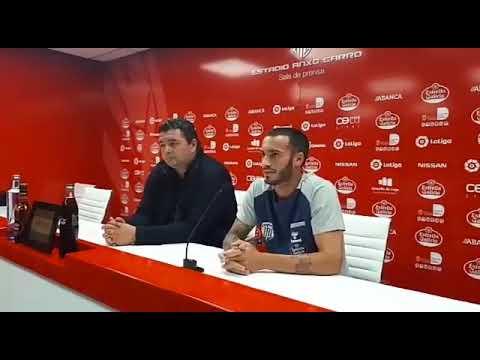 """Lazo: """"El CD Lugo da la impresión de ser un gran club"""""""