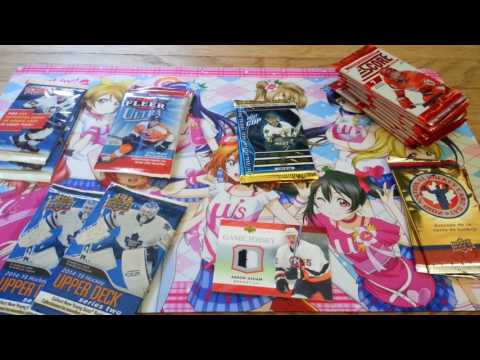 Opening 30 Random Packs of Hockey Cards