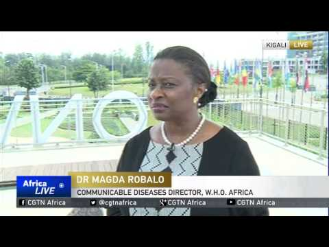 W.H.O. Africa Forum: First W.H.O. health summit kicks off in Rwanda