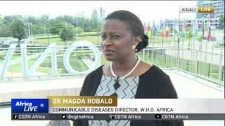 W.H.O. Africa Forum: First W.H.O. health summit kicks off in Rwanda