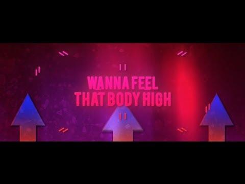 Paris Blohm feat. Myah Marie - Body High (Lyric Video)