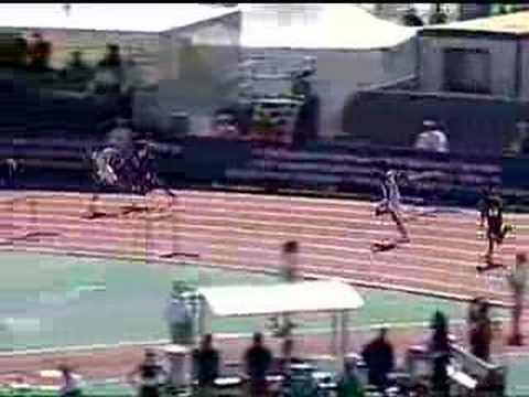 2007 NCAA 400m hurdles Track & Field Championships