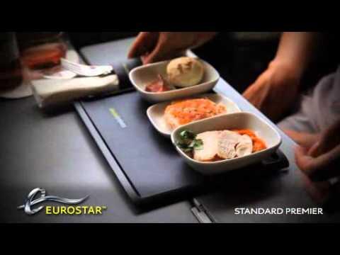 Eurostar Standard Premier by Euro Railways